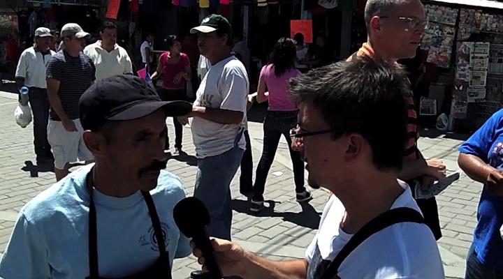 Video: «Soy un ángel caído»